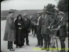 Remarkable footage of Michael Collins - The Ballad of Michael Collins Cork Ireland, Dublin Ireland, Ireland Travel, Ireland 1916, Easter Rising, Michael Collins, Ireland Homes, Irish American, Rebel