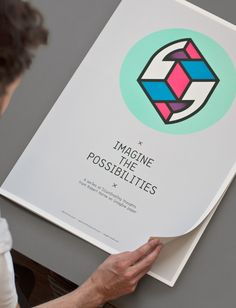 Imagine the Possibilities / Magpie Studio | Design Graphique