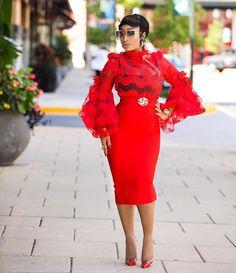 Well hello Monday...Have a productive week everyone🙏🙏😍 #workperfect #style..... #chicamastyle #chicadiva #blogger #bloggerfashion #fashionblogger #fashion #fashionchic #fashiongram #fashionaddict #fashionguru #fashiongirl #fashionbombdaily #fashionclimaxx #stylechic #styleblogger #stylemonday #styleinspo #styleinfluencer #redcollection #dmvblogger Top @snazzyclozet @snazzyclozet Skirt @_divabby_ @_divabby_ 📷 @kseniaprophoto