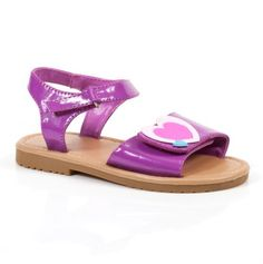 Toddlers Patent Sandals - Pretty Pairs: Girls' Sandals events