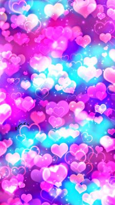 Pink Bokeh Hearts Wallpaper in 2019 Cocoppa Wallpaper, Love Wallpaper Backgrounds, Rainbow Wallpaper, Glitter Wallpaper, Heart Wallpaper, More Wallpaper, Trendy Wallpaper, Cellphone Wallpaper, Pretty Wallpapers