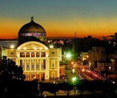 Teatro Amazonas, Manaus, Amazonas, Brasil