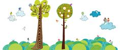 Two Tall Trees | Pop and Lolli  #popandlolli #pinparty