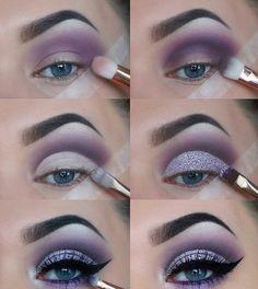 60 Easy Eye Makeup Tutorial for Beginners Step by Step Ideas (Eyebrow & Eyeshadow) . - 60 Easy Eye Makeup Tutorial for Beginners Step by Step Ideas (Eyebrow & Eyeshadow) – Makeup Tutor - Simple Eye Makeup, Eye Makeup Tips, Smokey Eye Makeup, Skin Makeup, Makeup Ideas, Eyeshadow Ideas, Makeup Tips And Tutorials, Makeup Trends, Makeup Products