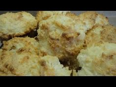 Recipes Using Cake Mixes: #15 Angelic Coconut Macaroons
