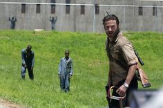 Who's Cutting the Grass and Other Major Plotholes in The Walking Dead