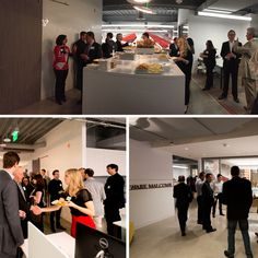 #WareMalcomb's #LosAngeles office hosted an open house at their new #downtown location! #DTLA #WMLosAngeles #architecture #interiordesign #civilengineering #branding