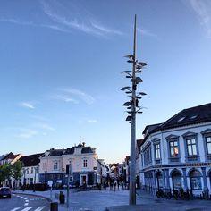 Vejle in South Denmark