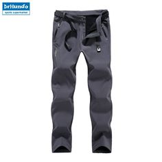 Winter solft shell pants men ski pants men plus size waterproof snow pants thicken fleece hiking pant snowboard trousers Hiking Jacket, Hiking Pants, Ski Pants, Hiking Store, Hiking Accessories, Climbing Pants, Thick And Fit, Hiking Fashion, Men Hiking