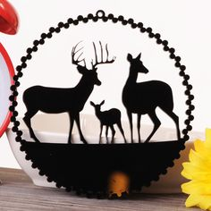 (Design By me) Laser Cut Acrylic, Laser Cutting, Wall Decals, Moose Art, Animals, Design, Animales, Wall Stickers, Animaux