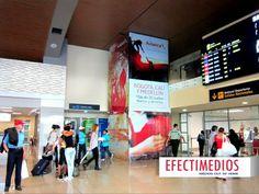 Publicidad en Medios Out Of Home Branding en ascensor Aeropuerto Cartagena Haz clic y echa un vistazo: http://www.efectimedios.com/htm/contenido.php?pid=0&id=6&bid=220