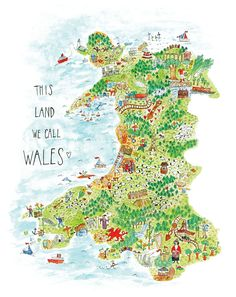 This Land We Call Wales
