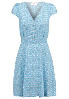 Louche CATHLEEN blue dress
