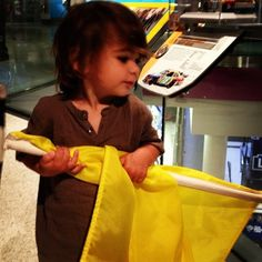 If you don't see any yellow flag today! Leo has it :)