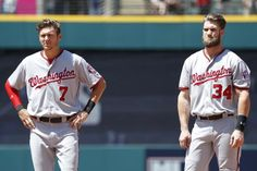 Electric Rookie Trea Turner Providing Crucial Spark for Nationals