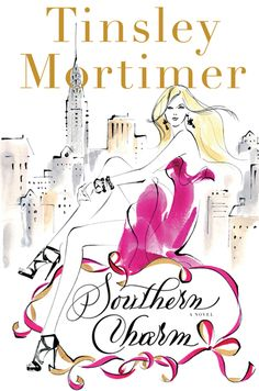 Southern Charm: The entertaining first novel by socialite Tinsley Mortimer about a Southern Belle thrust into the frenzied world of high society in New York City. Southern Charm, Southern Belle, Southern Living, Southern Hospitality, Southern Humor, Southern Heritage, Simply Southern, Southern Prep, Great Books