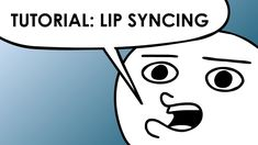 Animation Tutorial: Lip Syncing by Domics