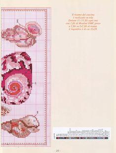 Cross Stitch Sea, Cross Stitch Charts, Cross Stitch Embroidery, Cross Stitch Patterns, Different Patterns, Beading Patterns, Blackwork, Needlepoint, Sea Shells