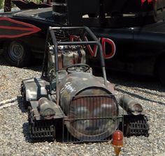 Go-cart from The Little Rascals 1994