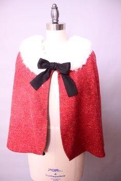 Cute idea for vintage fur collars
