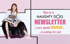 Sign up to our newsletter! A very special SURPRISE is ready for each one of you! :)