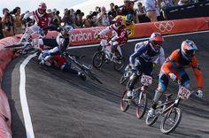 Final Day of BMX - Cycling Slideshows | NBC Olympics #Olympics2012 #LondonOlympics