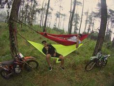 Good morning eperibadehh  . #goprohero4  #adventure  #hammocklife  #mx  #adventurethatislife  #freedom  #motocross  #kawasaki  #ktm Re-post by Hold With Hope