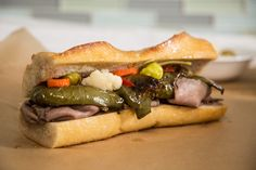 How to Make an Italian Beef Mike Ditka Would Approve of