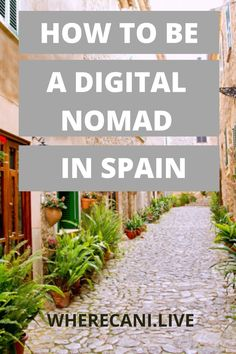 Spain is reknown for the siesta, tapas and mediterranean beaches! But did you know it also offers non-lucrative visas? This is a long visa option that digital nomads can use to enjoy the vibrancy of this beautiful European country! Find out all about it now!    #digitalnomad #visas #travelandwork Cool Countries, Countries Of The World, Work Travel, Travel Tips, Best Places To Retire, Working Holidays, Living In Europe, Digital Nomad, Tapas