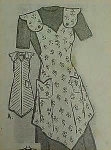 fancy aprons patterns - Yahoo Image Search Results