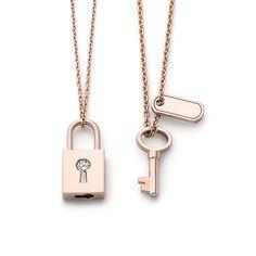 "TASAKI ""lock my heart ""  created by TASAKI's Creative Director, Thakoon Panichgul http://www.tasaki-global.com/best_selections/sakura_gold/"