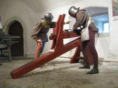 Veuglaire / couleuvrine à culasse du musée de Morges en Suisse (XVe)
