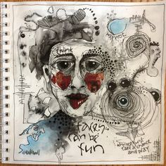 Deb Weiers - Faces Can Be Fun