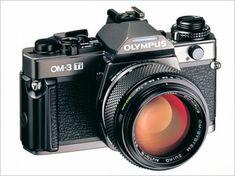 Olympus OM SLR Cameras, 1972-1994 - ImagingPixel #DigitalCameras