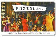 Pazzaluna Urban Italian Restaurant & Bar - Downtown St. Paul, MN - Pazzaluna