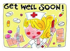 Blond Amsterdam - Get Well Soon