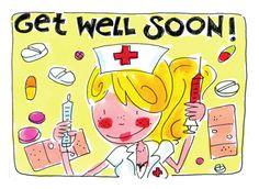 Get well.. - Blond Amsterdam