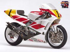Yamaha YZR OWC1 1990