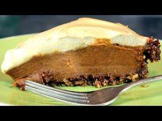 Vegan Sugar Free Sweet Potato Pie : The Nutritarian Cooking Show