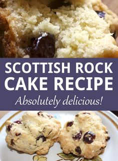 This traditional Scottish recipe only require a few ingredients, but the end result is this delicious homemade healthy desert! Scottish Desserts, Scottish Dishes, Scottish Recipes, Irish Recipes, Great Recipes, Favorite Recipes, Traditional Cakes, Traditional Scottish Food, Cake Recipes