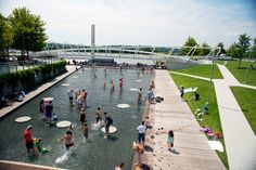 Need A New Apartment? 4 Awesome D.C. 'Hoods To Scope Out Now #refinery29  http://www.refinery29.com/2013/07/50543/washington-dc-neighborhoods#slide-9  Yards Park We've sung the praises of this cool public space before, and for good reason: It's unlike anything else in D.C., and to us, that makes it pretty appealing to a prospective resident. With a sweeping view of the Anacostia River and plenty of opportunities to get your feet wet, the park is an unexpected oasis. Future development plans…