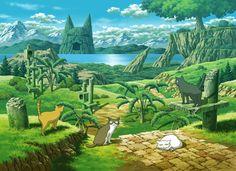 Island of Cat - Other Wallpaper ID 711511 - Desktop Nexus Anime