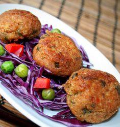 Kölesfasírt Vegan Recipes, Vegan Food, Clean Eating Recipes, Family Meals, Paleo, Beef, Dishes, Chicken, Vegetables