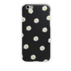 Puppy Flower Pattern Hard Back Case Cover Custodie For iPhone 5/s SE 6/s 7 Plus