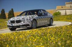BMW Série 7 : la première berline télécommandée