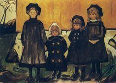 EDVARD MUNCH 1902
