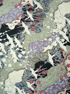 Crane patterns