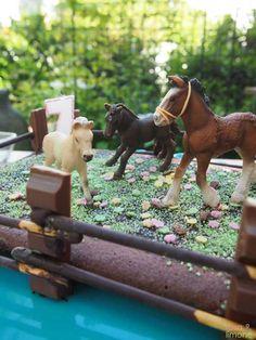 Pferdekoppelgeburtstagskuchen-rosaundlimone-3