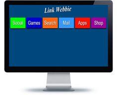 Social Games, Monitor, Mac, Link, Poppy