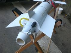 DIY torpedo submarine Water Rocket, Diy Rocket, Drones, Diy Electronics, Electronics Projects, Boat Projects, Projects To Try, Electromechanical Engineering, Underwater Drone